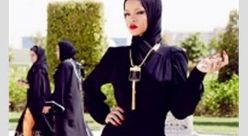 Rihanna kapandı!