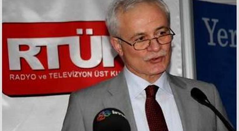 RTÜK Başkanı: Gezi Parkı olayları ile ilgili 4-5 kanala ceza verdik!