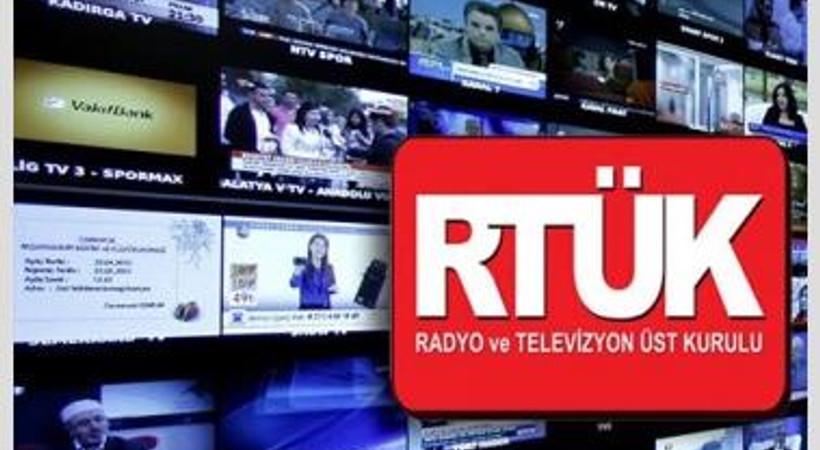 RTÜK'ten televizyonlara kimyasal silah cezası!