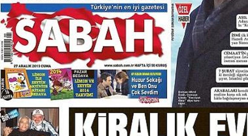 Sabah gazetesi,  'Cemaat'in emniyet imamı'nı deşifre etti
