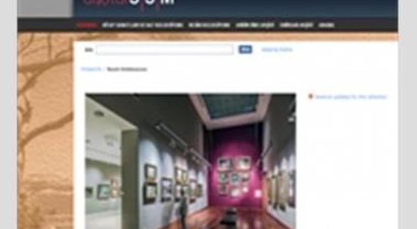 Sabancı Müzesi tüm eserlerini dijitale taşıdı