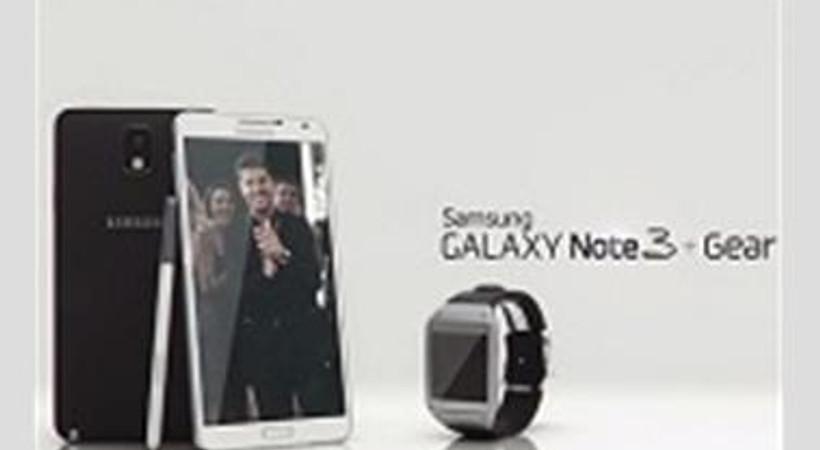 Samsung Galaxy Gear'ı hangi şarkıcı ve oyuncu tanıtacak?