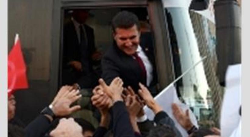 Sarıgül, İstanbul adaylığını açıkladı!