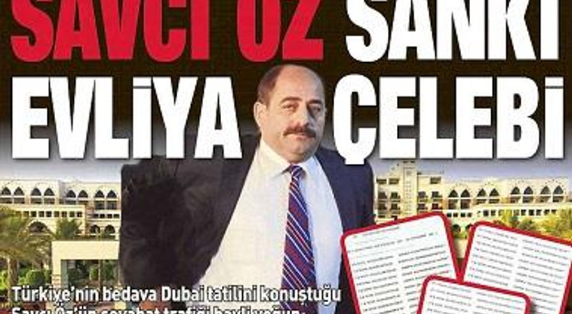 Savcı Öz'ün görevden alınıp Bakırköy'e başsavcı vekili atanması nasıl haber oldu?