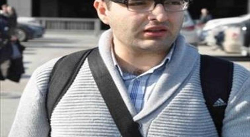 Sınır dışı edilen Azeri gazeteci Twitter'dan böyle tepki gösterdi