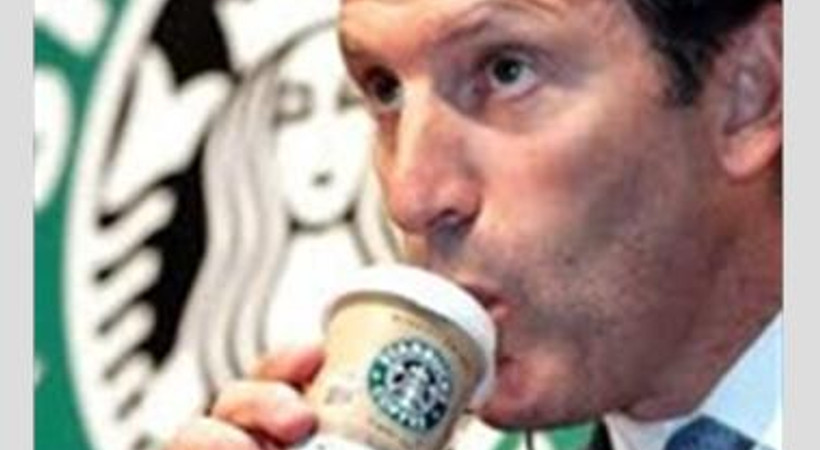 Starbucks ceo'sundan güzel haber