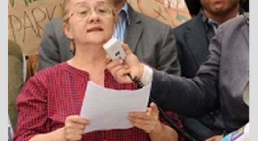 Taksim Dayanışması üyeleri açlık grevinde!