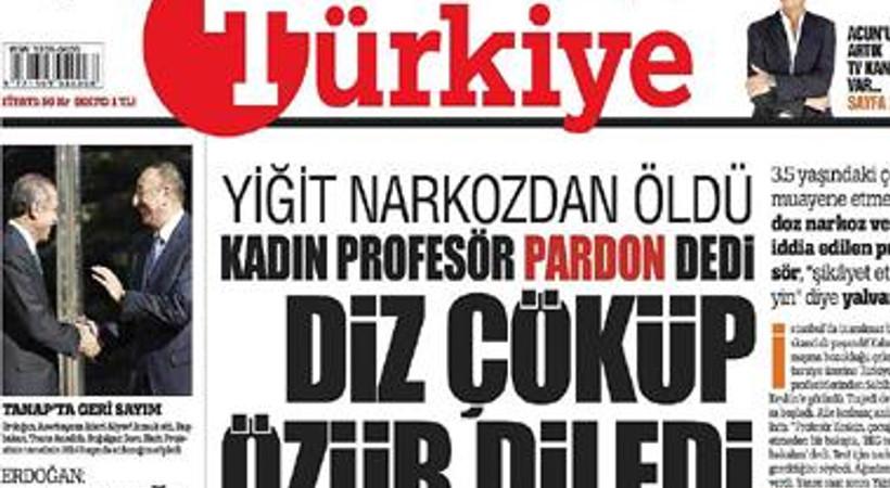 Türkiye'den enteresan haber: 'Haberimiz eş getirdi'