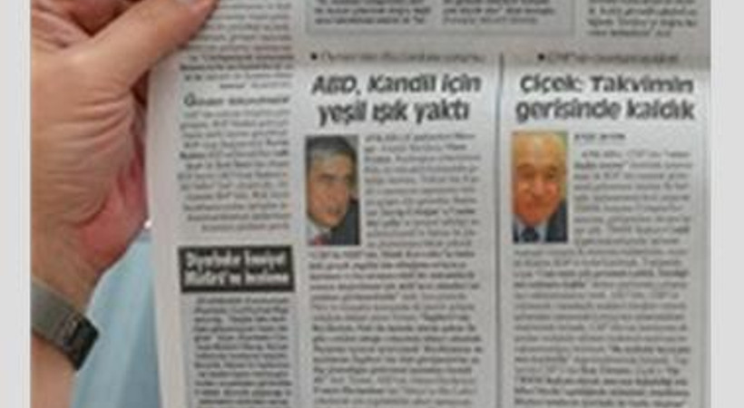 Türkiye Gazeteciler Sendikası'ndan reklam atağı!