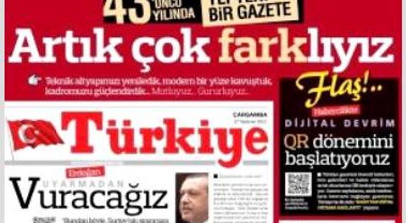 Türkiye Gazetesi'nde değişim sürüyor! İki sürpriz isim daha yazar kadrosuna dahil oldu