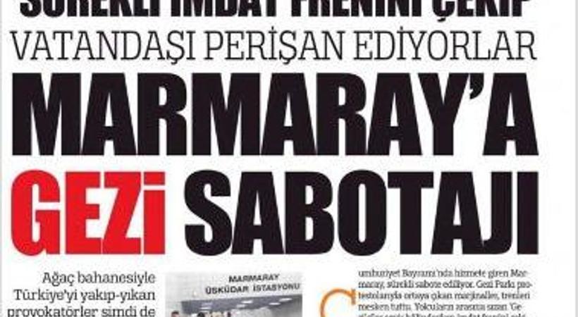 Türkiye gazetesine kendi yazarından sert eleştiri: Varsayımdan haber yapılmaz!