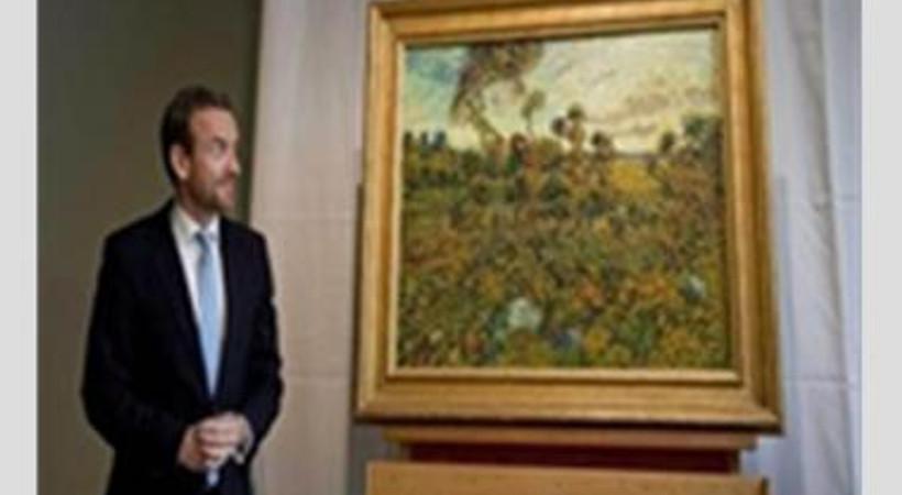 Vincent Van Gogh'un kayıp tablosu çatı arasından çıktı