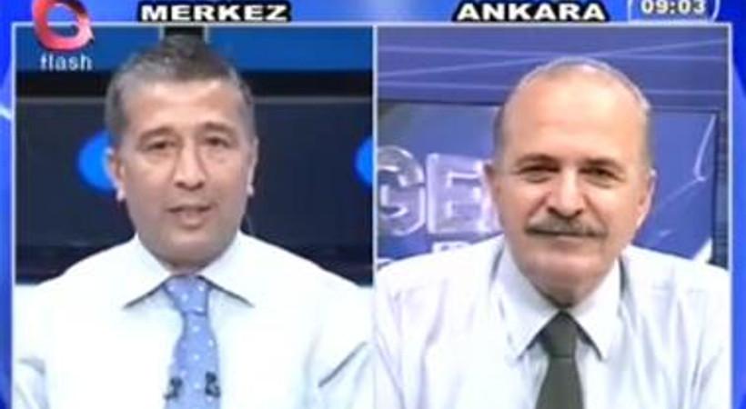 Flash TV'deki programına veda eden Yalçın Çakır, meslektaşlarını böyle bombaladı!