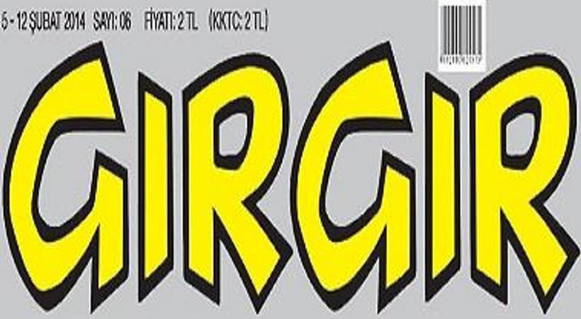 Yargıtay Cumhuriyet Başsavcılığı'nın 'tecavüze uğrayan çocuk' önerisi Gırgır'a kapak oldu!