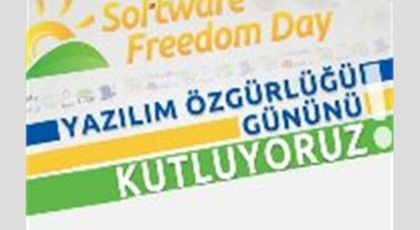 'Yazılım Özgürlüğü Günü' kutlanıyor