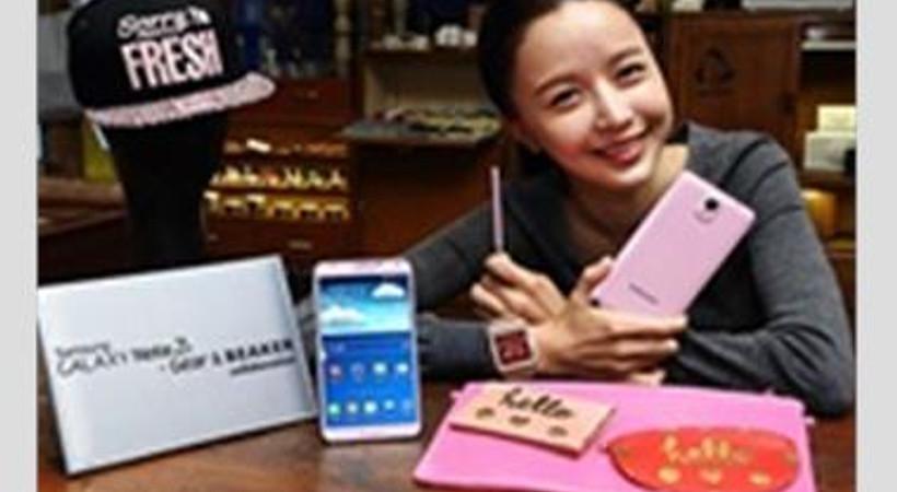Yeni bir Galaxy Note 3 daha!