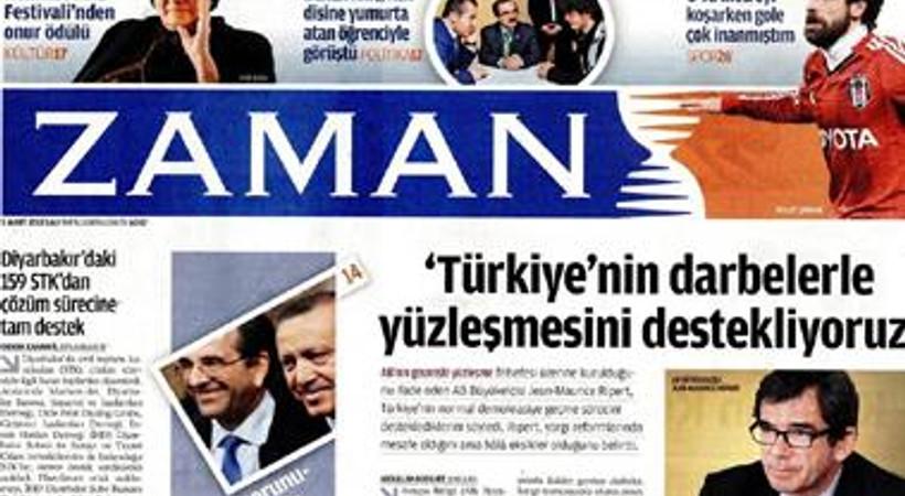 Yeni reklam kampanyası Zaman'ın satışlarını artırdı mı? Geçtiğimiz haftanın tirajları!