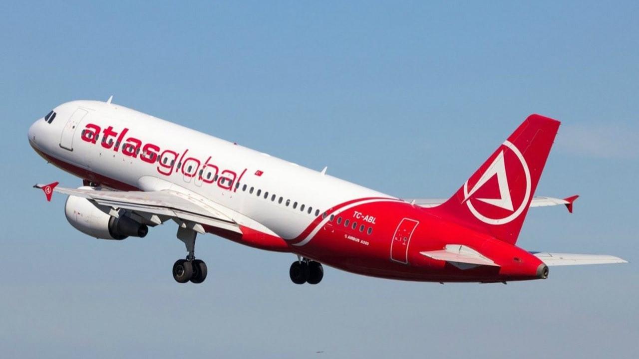 AtlasGlobal'den flaş karar: Uçuşlarını durdurdu!