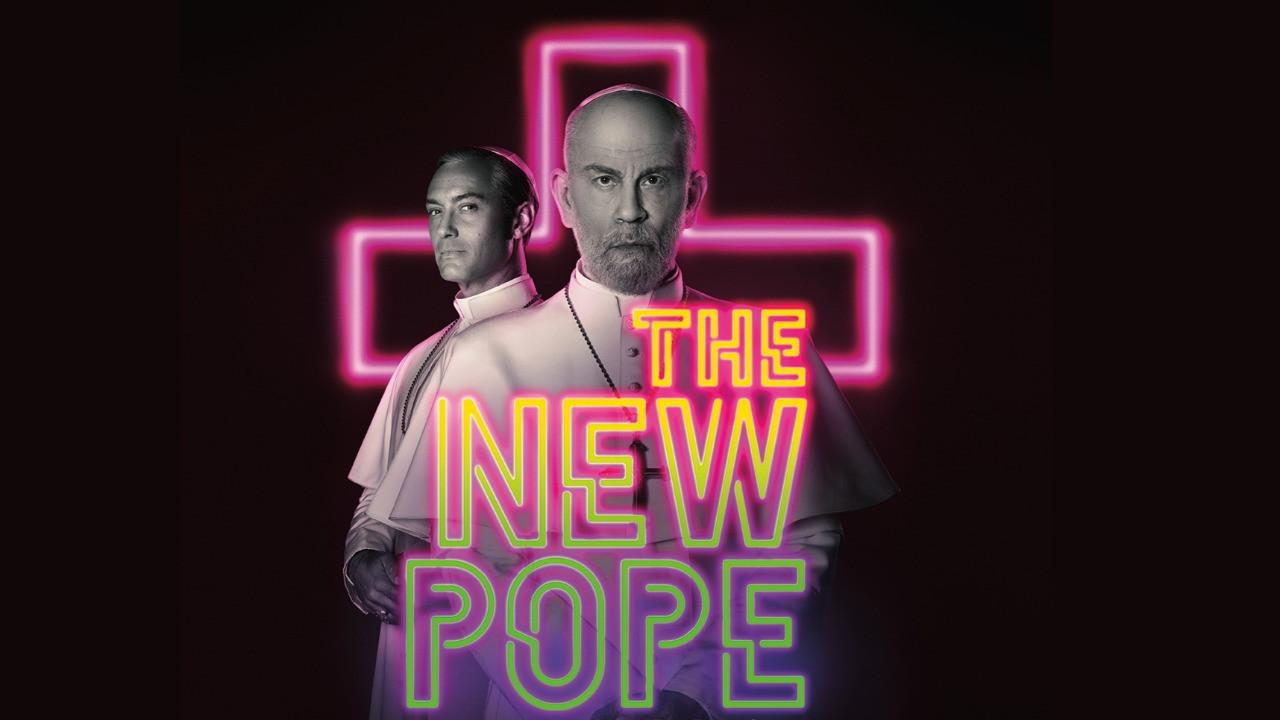 The New Pope dizisinin yayın tarihi açıklandı!