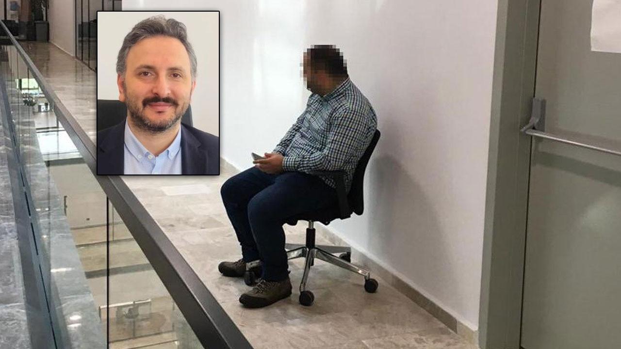 Güngören Belediye Başkanı Bünyamin Demir, Güngören Belediye Başkan Yardımcısı Veysel İpekçi'nin istifasını aldı