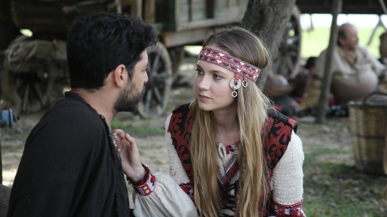Türkler Geliyor'un Alina'sı çok konuşulacak!