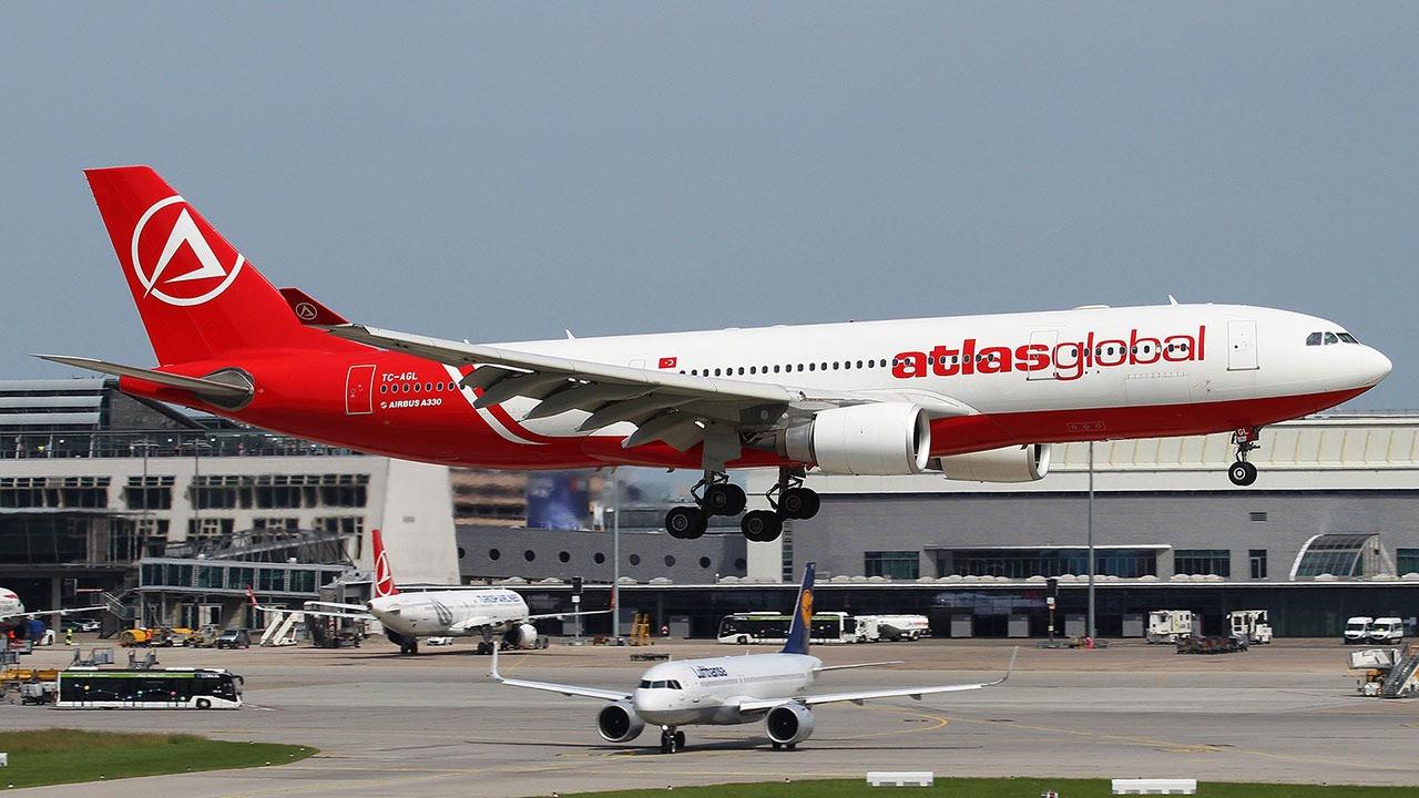 Atlas Global Havayolları yeniden uçmaya başlıyor