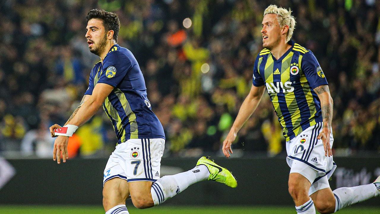Fenerbahçe 3 - Beşiktaş 1 (Maç sonucu)