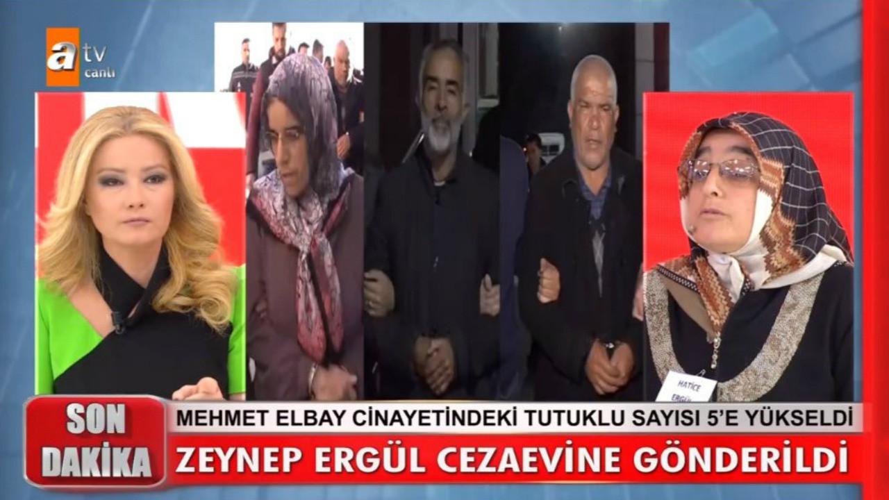 Türkiye'nin konuştuğu Zeynep Ergül, tutuklandı!