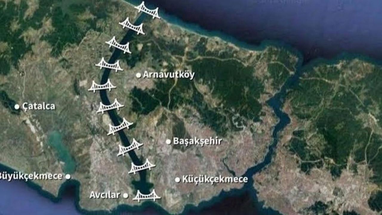 Kanal İstanbul markası hangi gazeteciye ait çıktı?