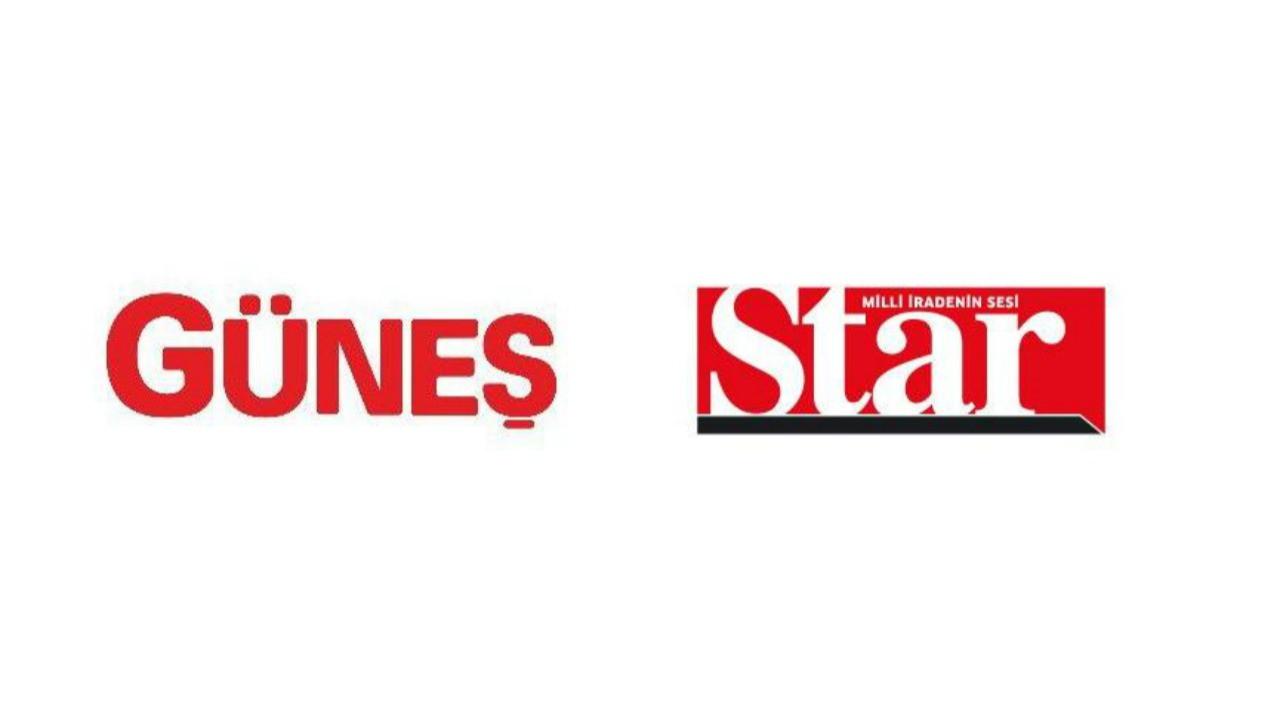 Star ve Güneş gazeteleri için flaş karar!