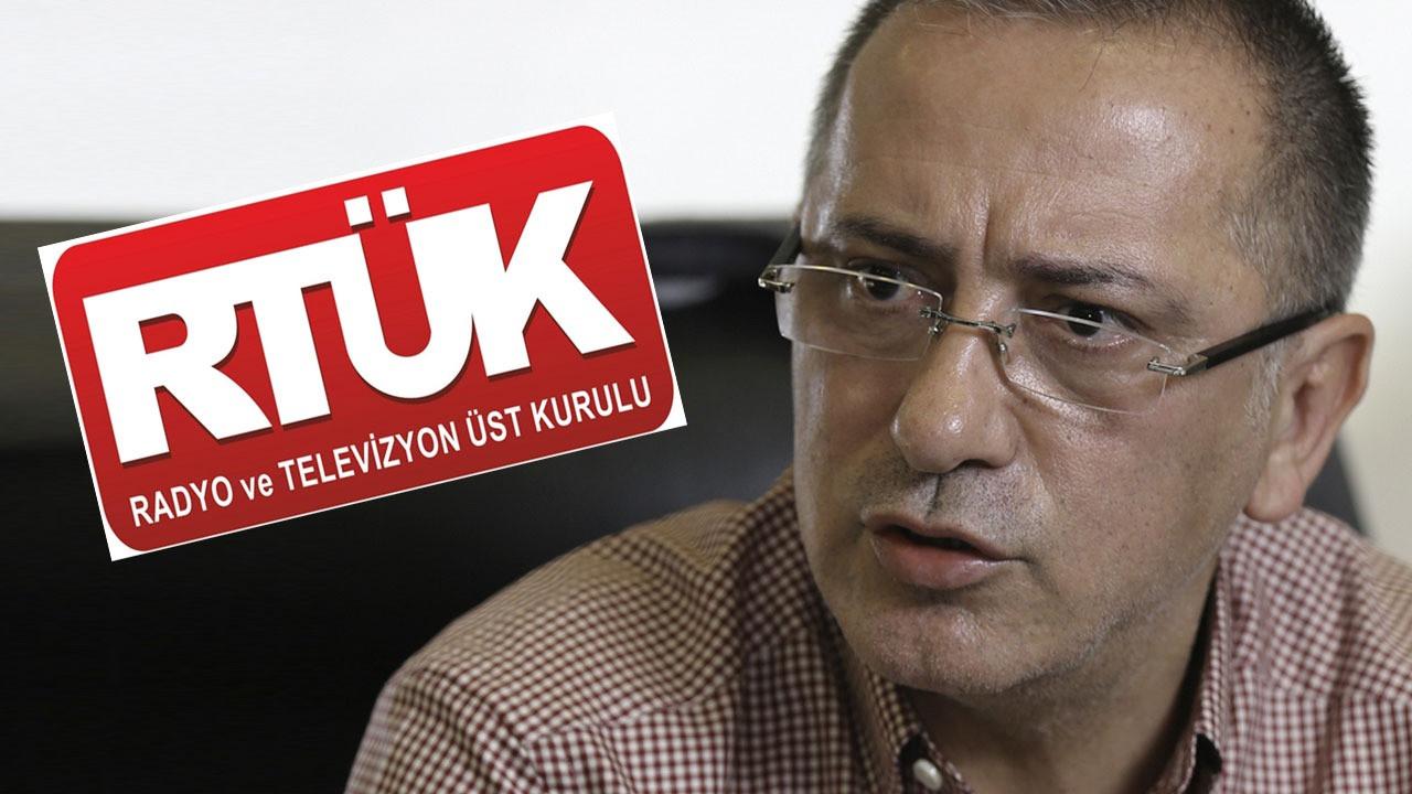 RTÜK'ten Fatih Altaylı'ya ağır para cezası