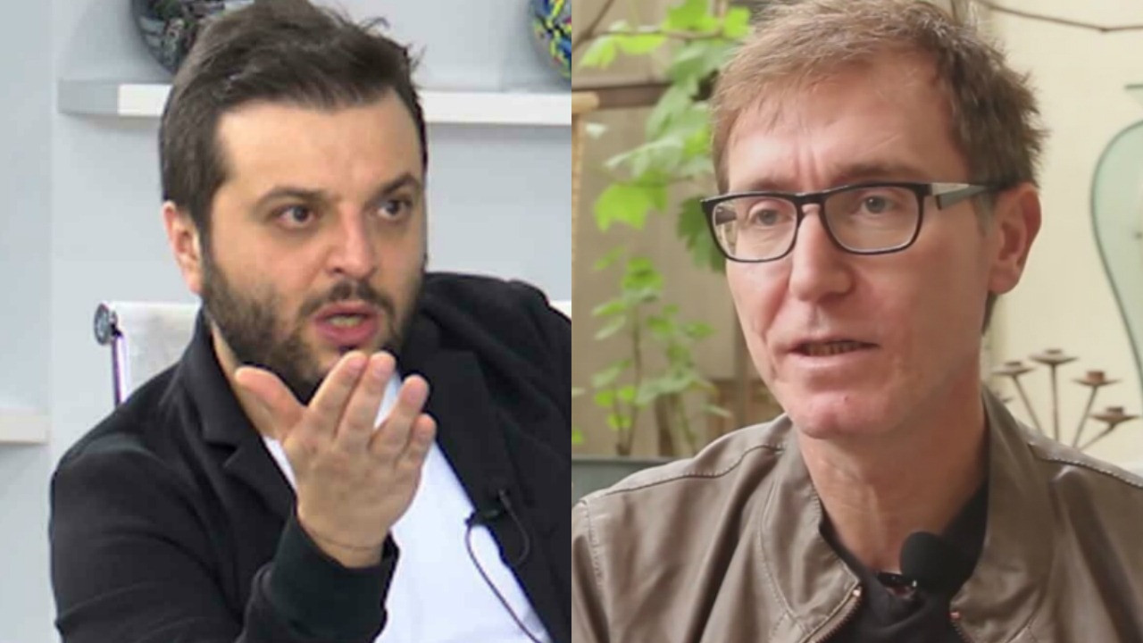 Vedat Özdemiroğlu ve Candaş Tolga Işık Twitter'da kapıştı!