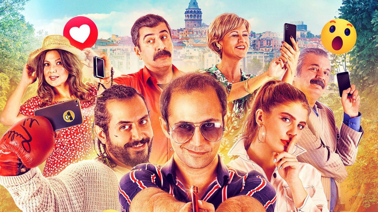Amacı Olmayan Grup filminin afişi çıktı!