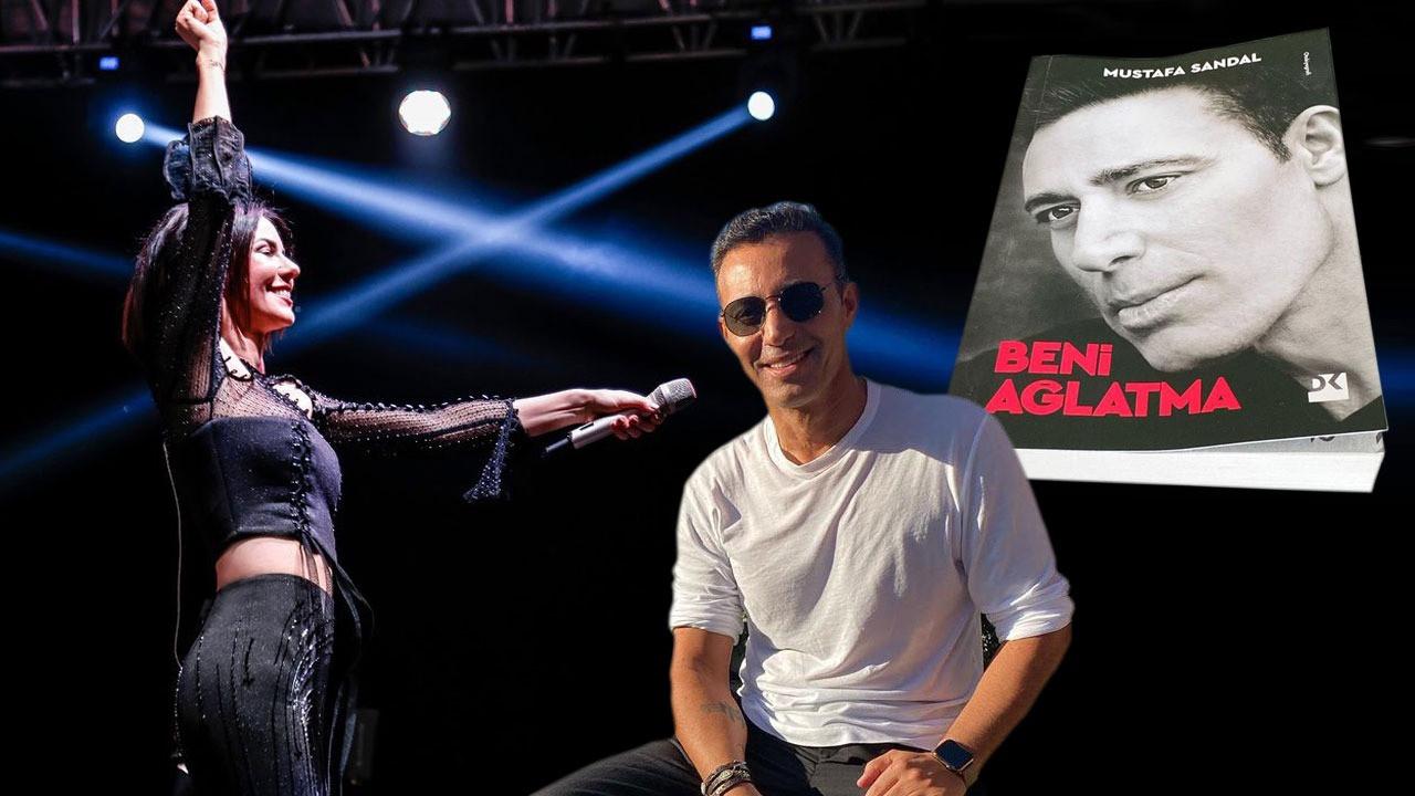 Defne Samyeli, Mustafa Sandal ile aşk yaşadı mı?