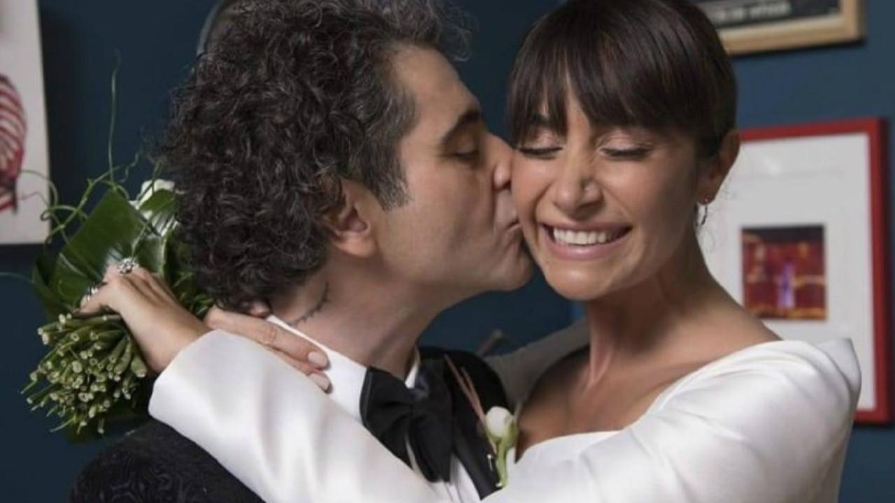 Sıla ve Hazer Amani evlendi!
