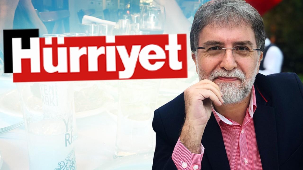 Ahmet Hakan Hürriyet'in 'haber anlayışı'nı anlattı