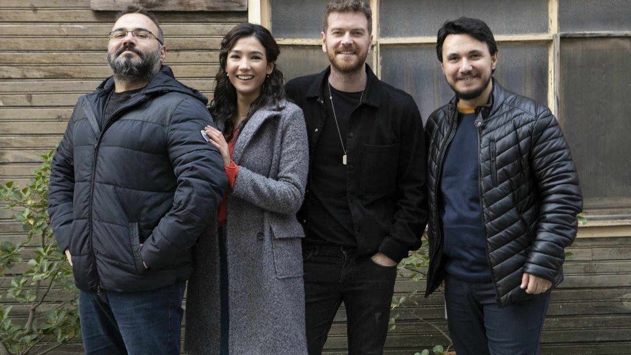 Netflix'in yeni Türk dizisi 50m2'nin çekimleri başlıyor!