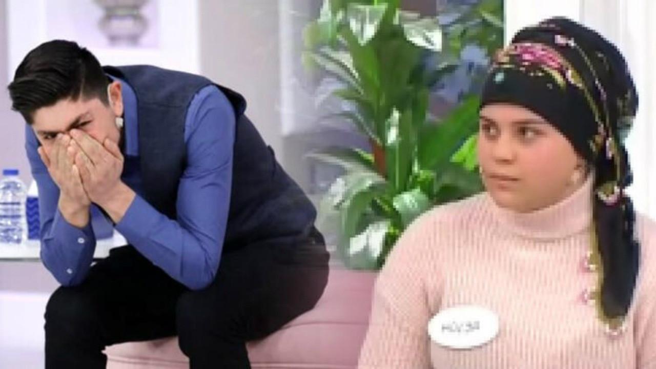 Karısı internetten tanıştığı adama kaçmıştı... Canlı yayında bir şok daha!