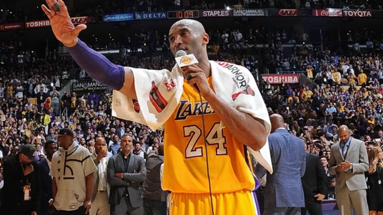 2012 yılında Kobe Bryant'ın nasıl öleceğini tweet atmış