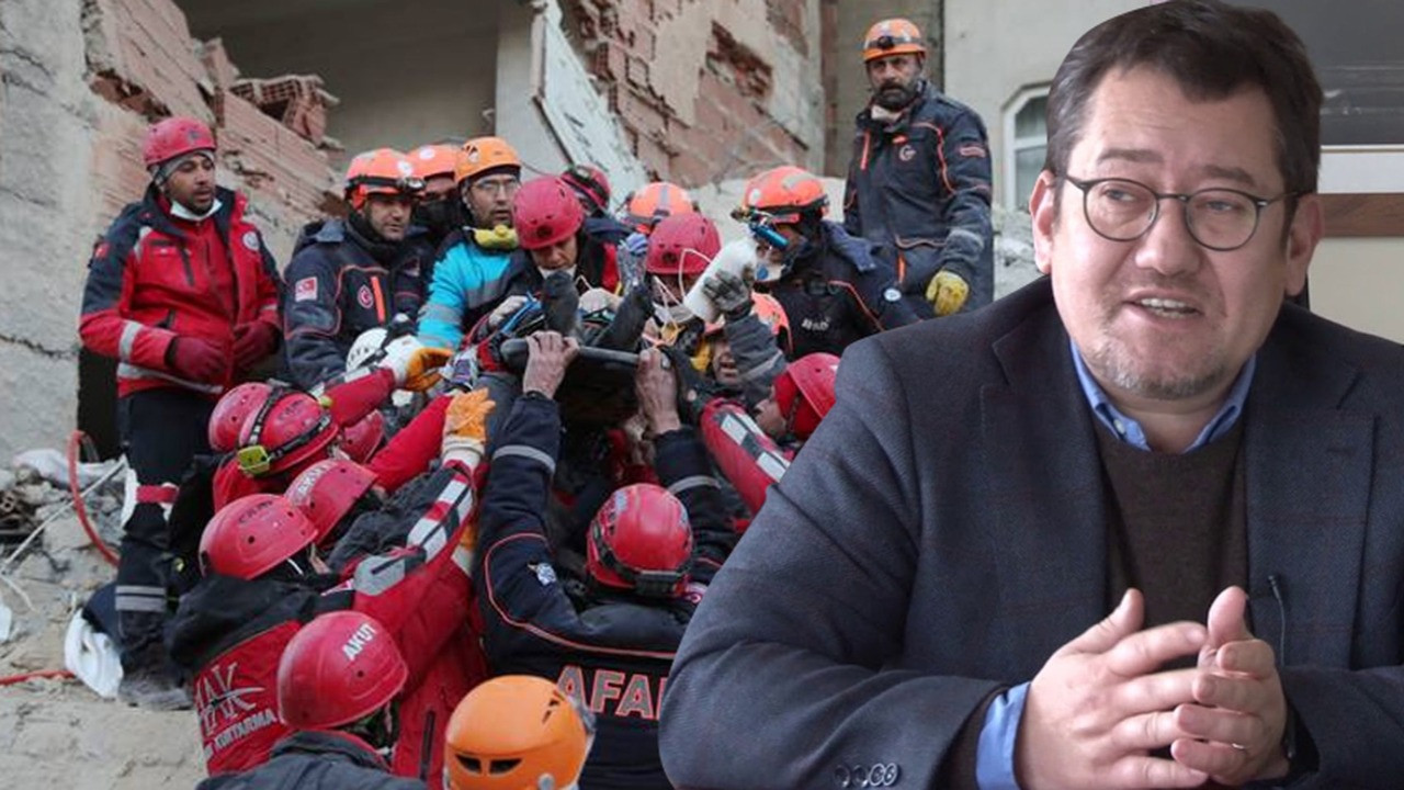 Bu kareler çok konuşulmuştu... Gazeteci Serdar Akinan'ın iddiasına AFAD'dan açıklama!