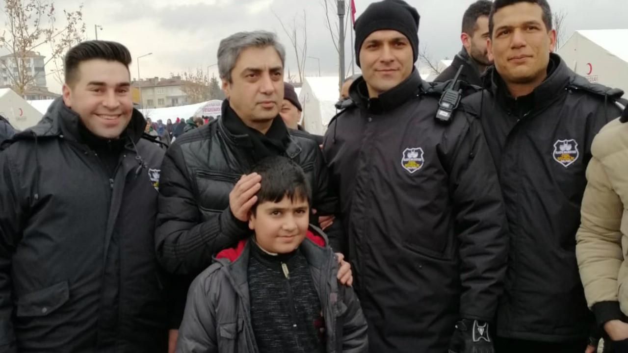 Necati Şaşmaz'dan memleketi Elazığ'a destek