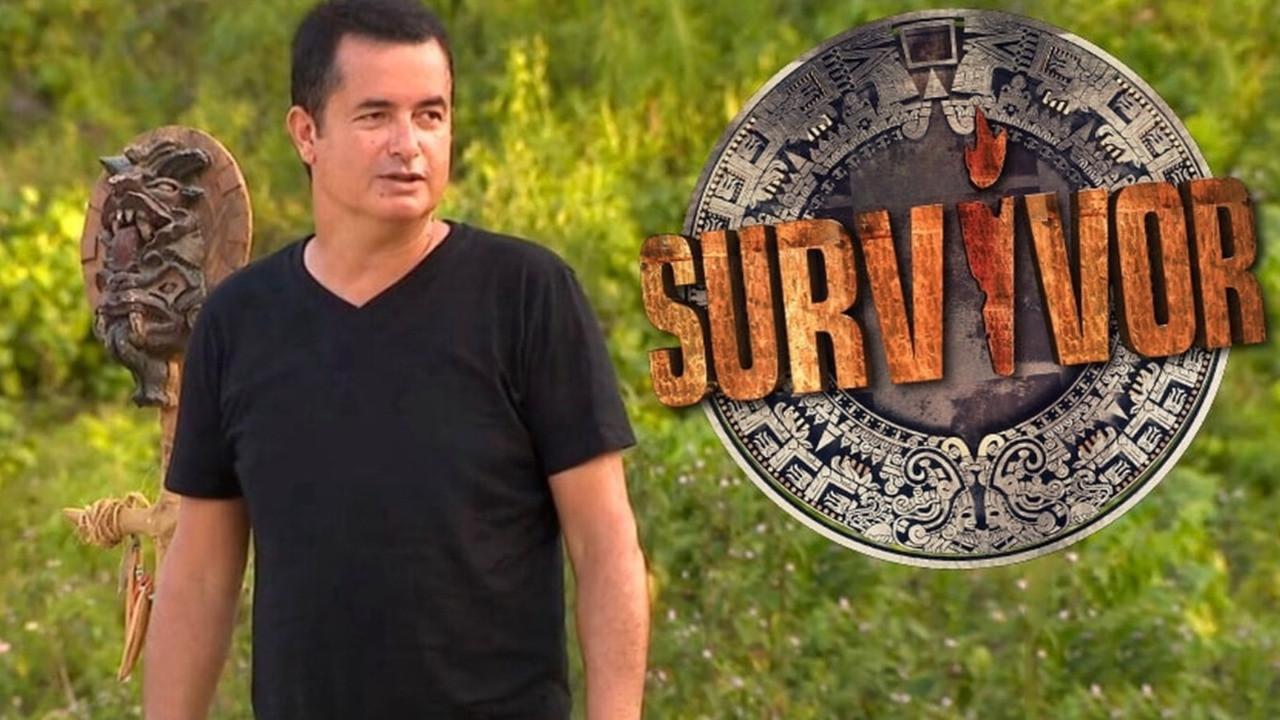 Acun Ilıcalı açıkladı... Survivor 2020'ye bomba isim!