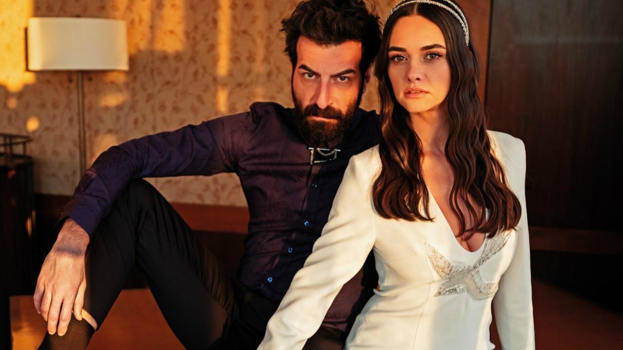 Hande Soral ve İsmail Demirci ilk kez kapak oldu!