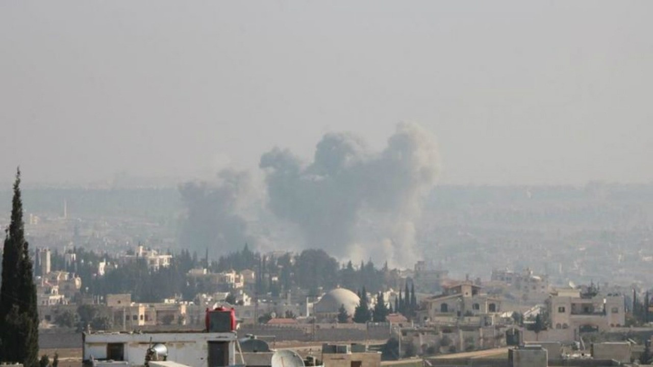 İdlib'de dört şehit, dokuz yaralı!