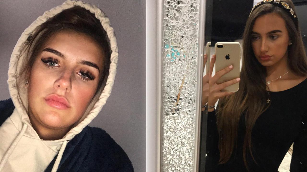 Arkadaşlarına gönderdiği selfie'deki örümcek detayını arkadaşları fark etti