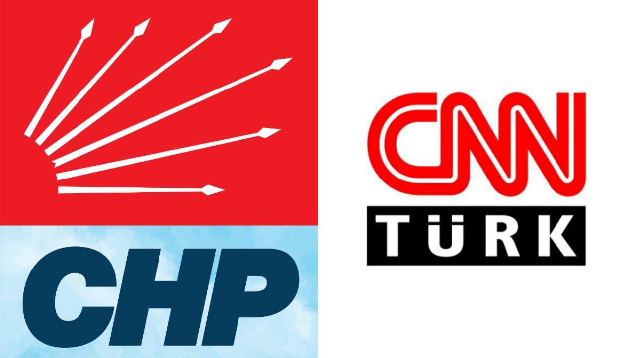 CHP'nin boykot ettiği CNN Türk'ten flaş açıklama!