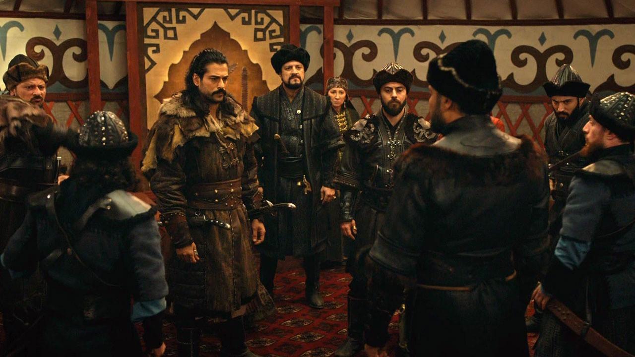 Kuruluş Osman dizisine 3 yeni isim katıldı