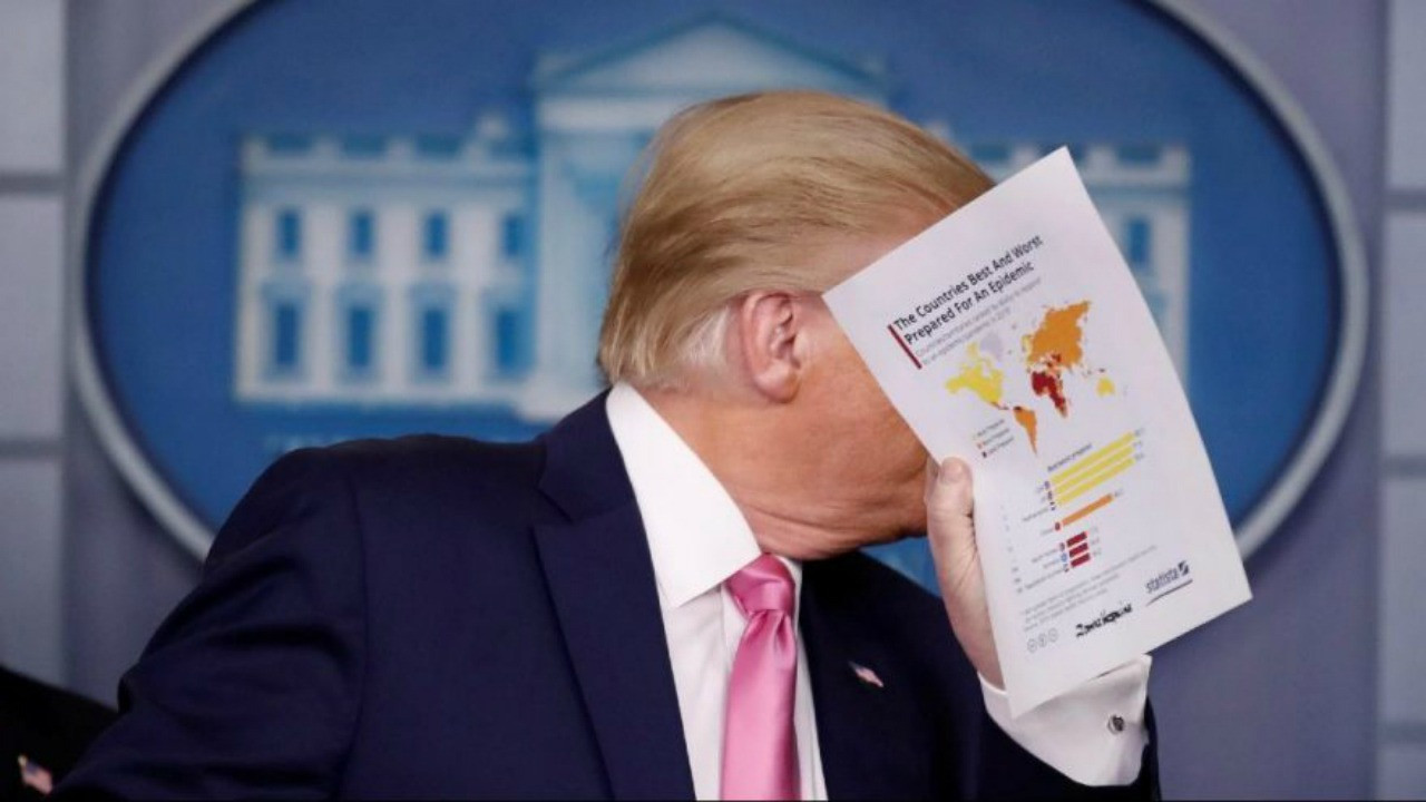 Trump'ın Coronavirus açıklamasındaki bomba Türkiye detayı!