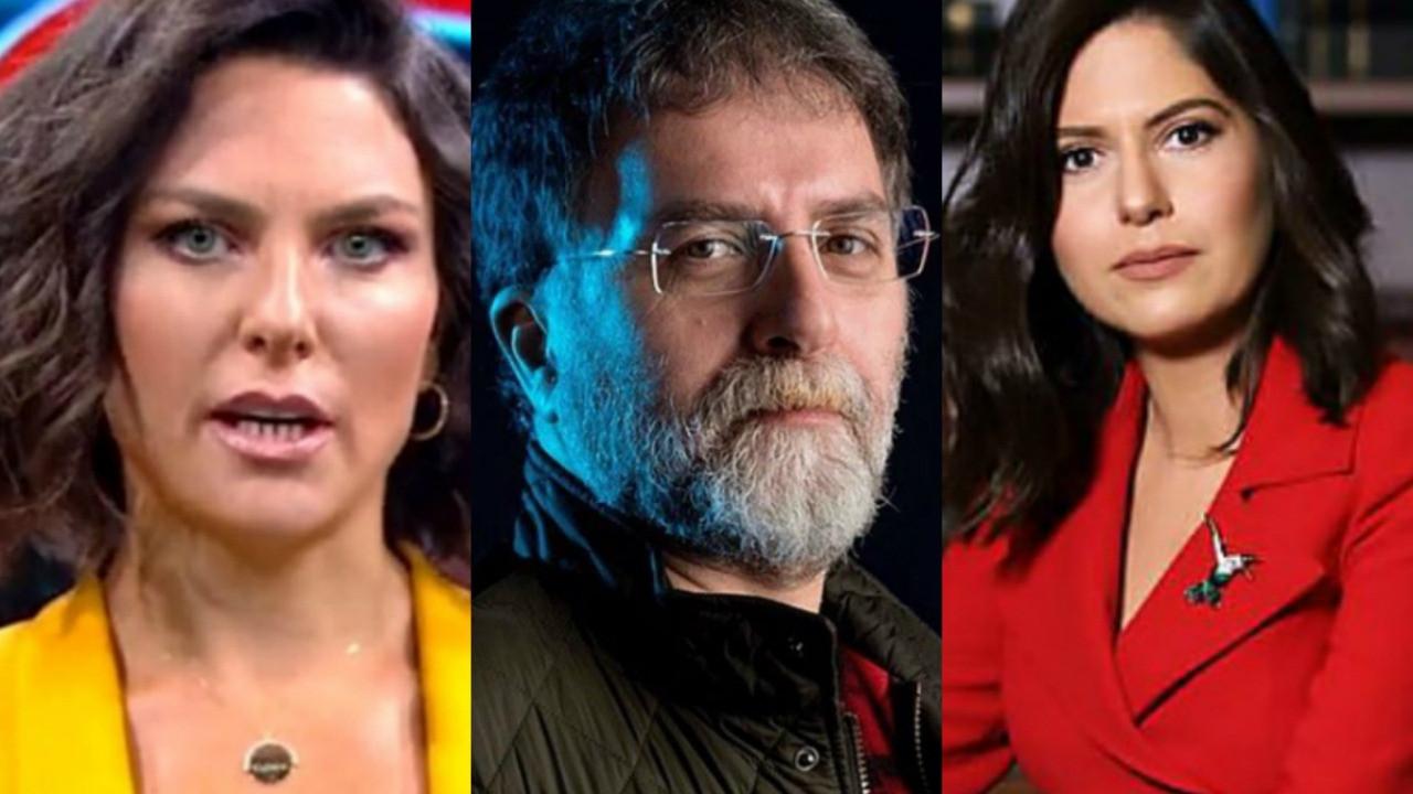 Ahmet Hakan'la polemik yaşamışlardı... Ece Üner'e sürpriz destek!