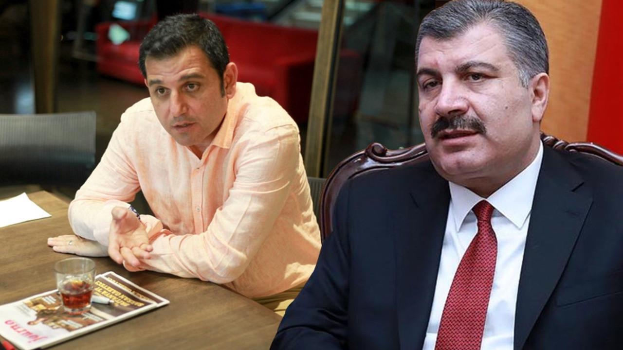 Fatih Portakal'dan Bakan Koca'ya flaş 'sokağa çıkma yasağı' sorusu: 'Yoksa kasada para mı yok?'
